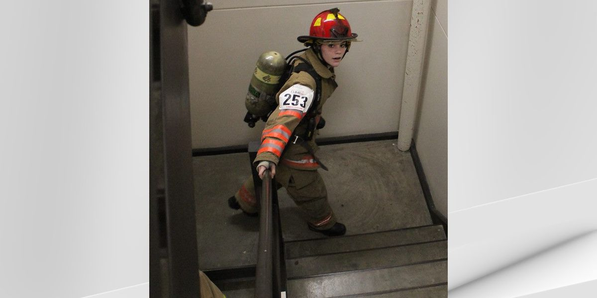 Climb 38 flights of stairs to benefit the American Lung Association
