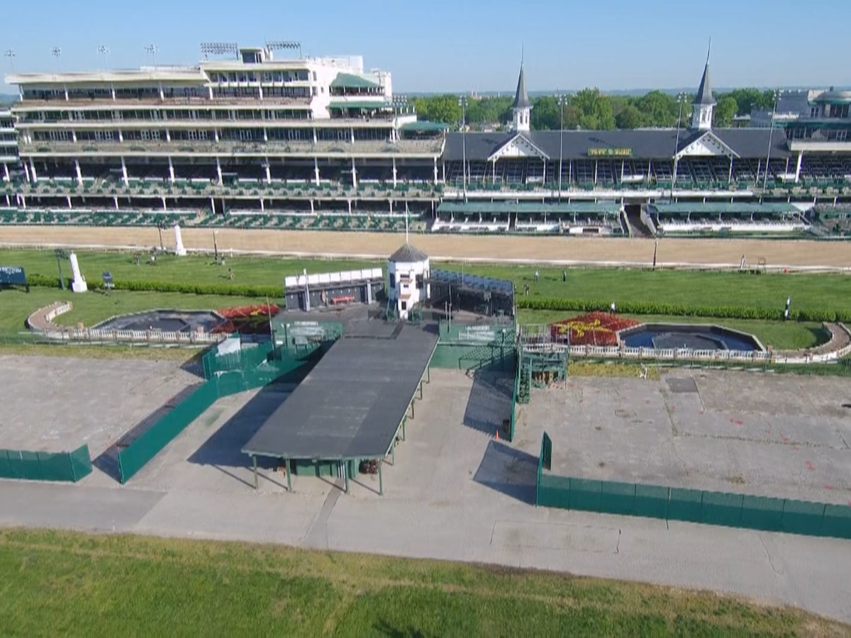 Churchill Downs shares behind-the-scenes look at the call of Derby 146