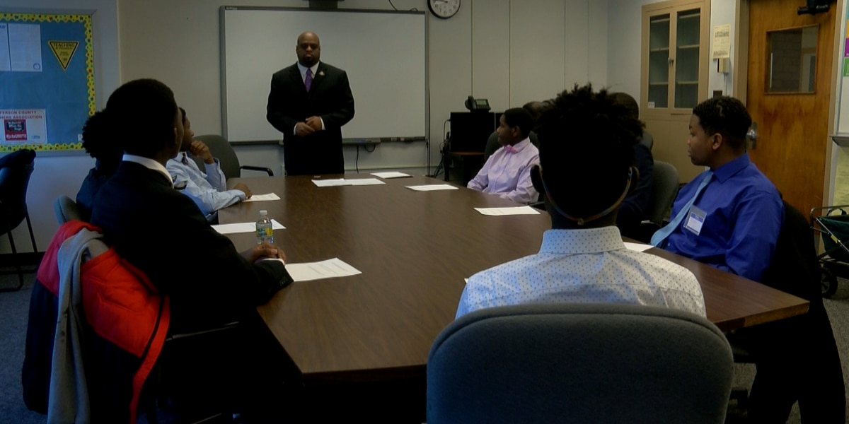 Central High School's 'Men of Quality' take the lead on their future