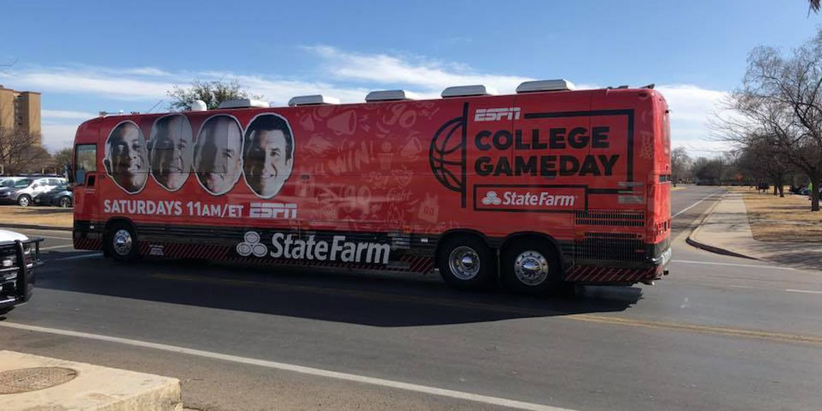 ESPN's College GameDay coming to Lexington for Kansas-Kentucky game