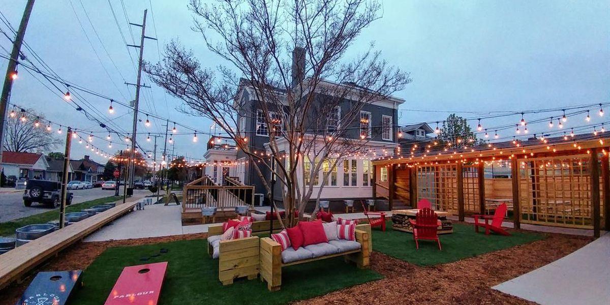 Historic Jeffersonville mansion transforms into Parlour Pizza