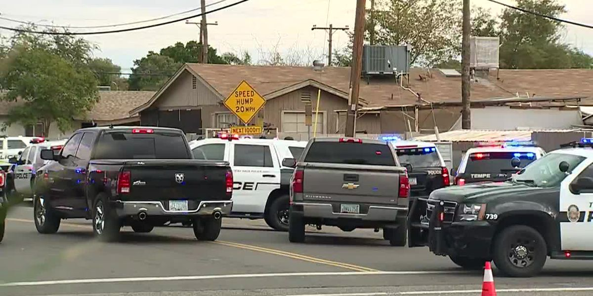 14-year-old killed in police shooting in AZ