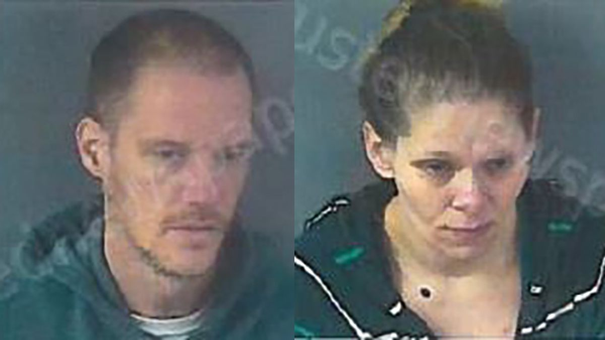 Pair accused of using counterfeit cash at Kroger stores in Bardstown and E-town