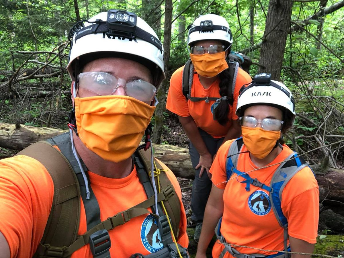 Seven hikers lost in Red River Gorge found by Wolfe Co. rescue team
