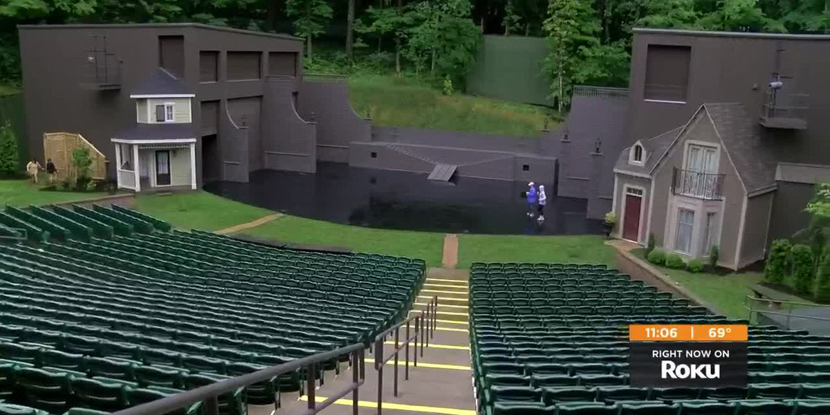 'Stephen Foster Story' begins 61st season in newly constructed amphitheater