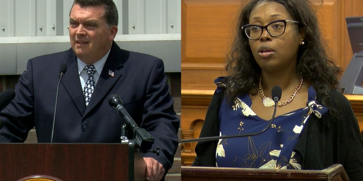 FOP president, Metro councilwoman hold separate news conferences to talk police-community relations
