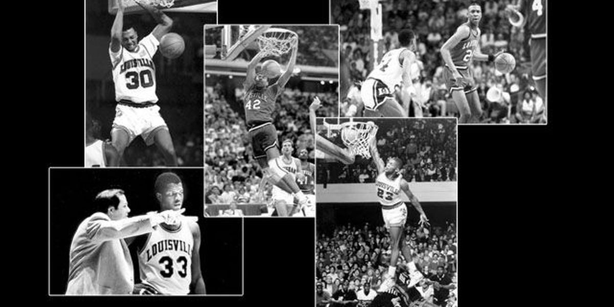 OLD-SCHOOL COOL: UofL basketball photos from yesteryear