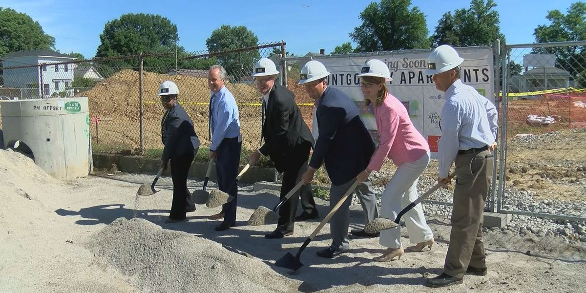 Groundbreaking for Portland neighborhood affordable housing complex