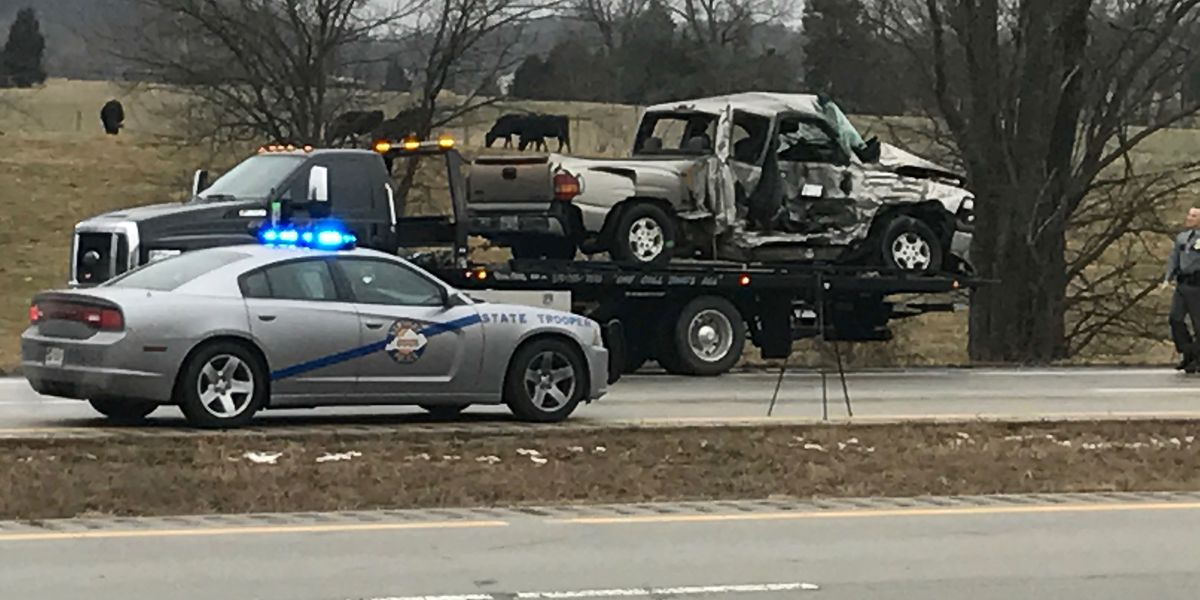 KSP: Ice caused deadly crash on Western Kentucky Parkway in Hardin County