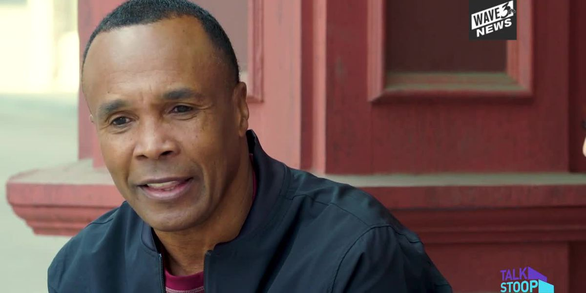 Talk Stoop: Generation Leaders -- Sugar Ray Leonard