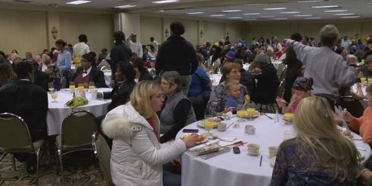 Louisville organizations serving the homeless this Thanksgiving