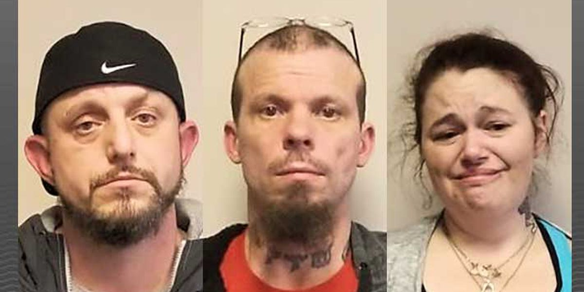 3 from WAVE Country nabbed in Laurel Co. drug bust