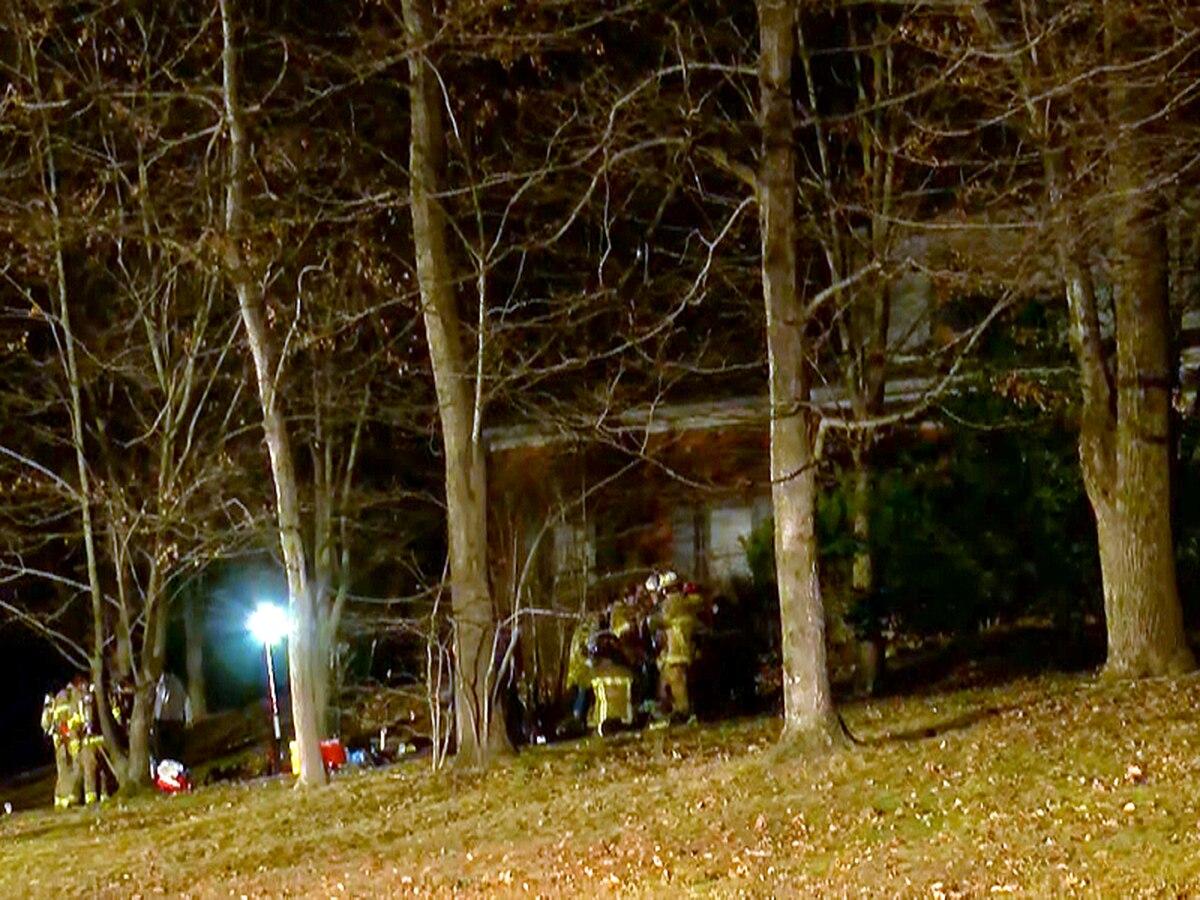 Spokesman: No smoke detectors in Floyds Knobs home where fire killed woman, dog