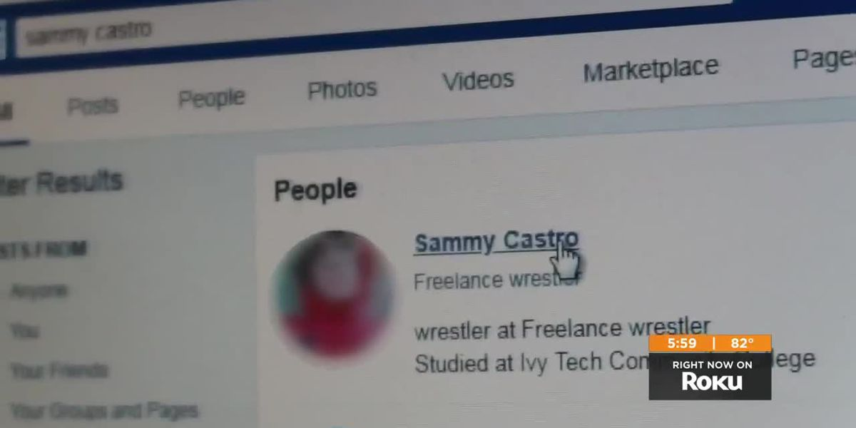 Man accused of posing as wrestler online to solicit children