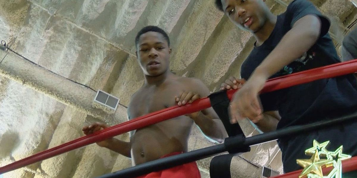 Young boxers journey to the Louisville Select Boxing Championship