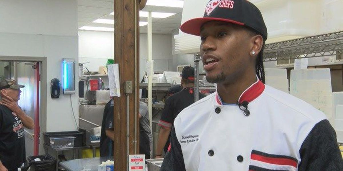 WAVE 3 News partners with SuperChef Darnell Ferguson for six-episode TV cooking competition