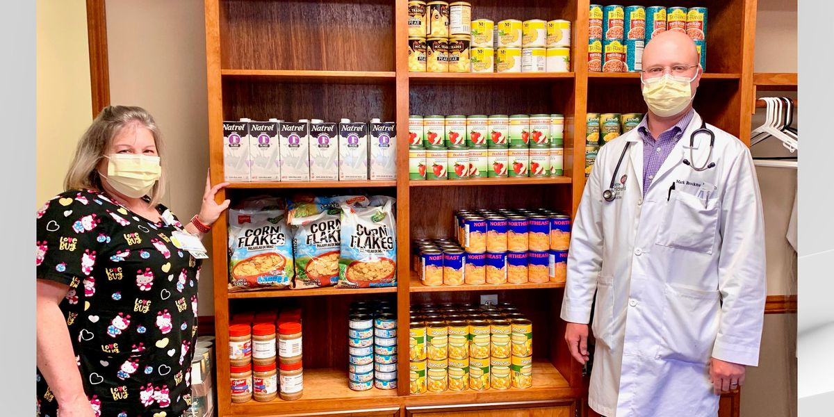 Grant helps Norton Children's Medical Associates assist more food-insecure families