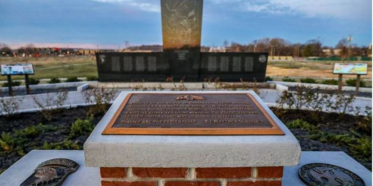 Fort Campbell holds memorial service for those killed in plane crash 34-years ago