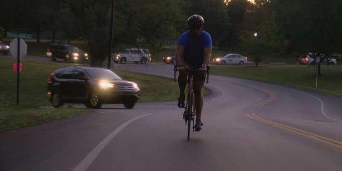 160 pounds lighter, Louisville man shoots for 140 miles