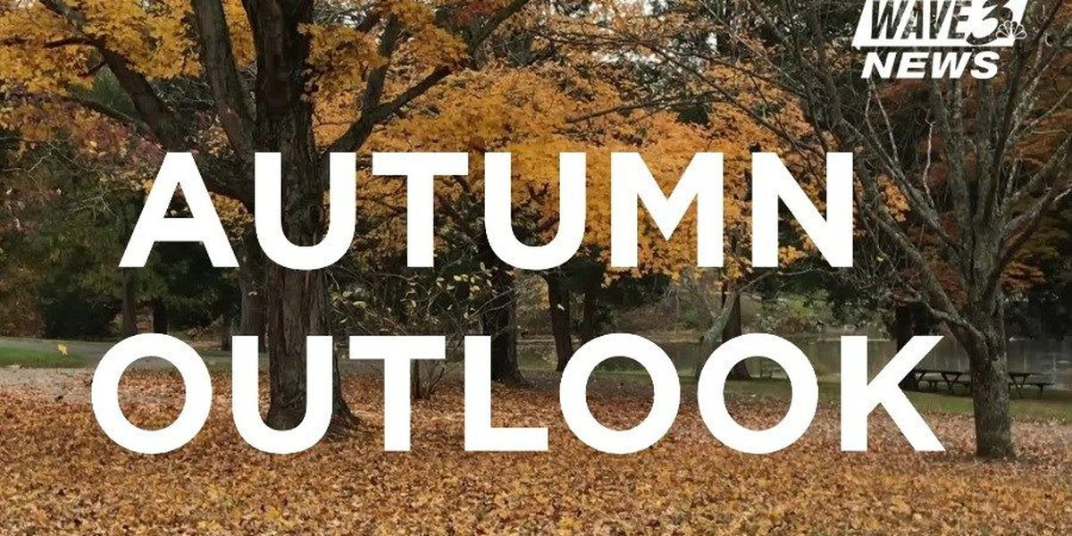 2018 Autumn Outlook