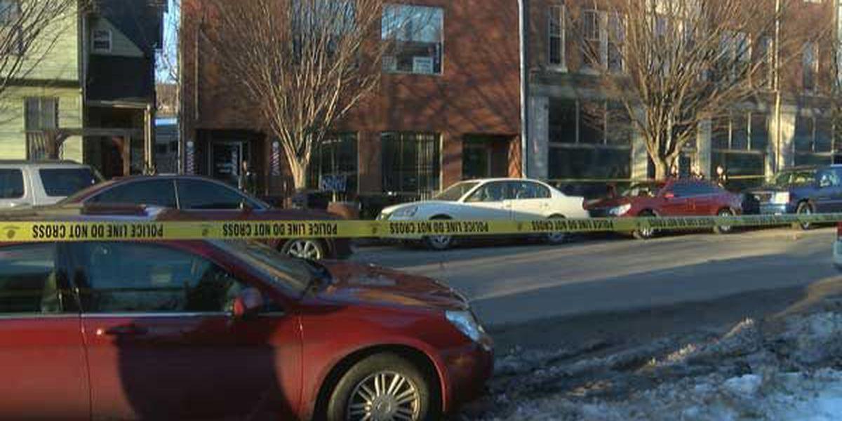 Two people injured in shooting on Oak Street