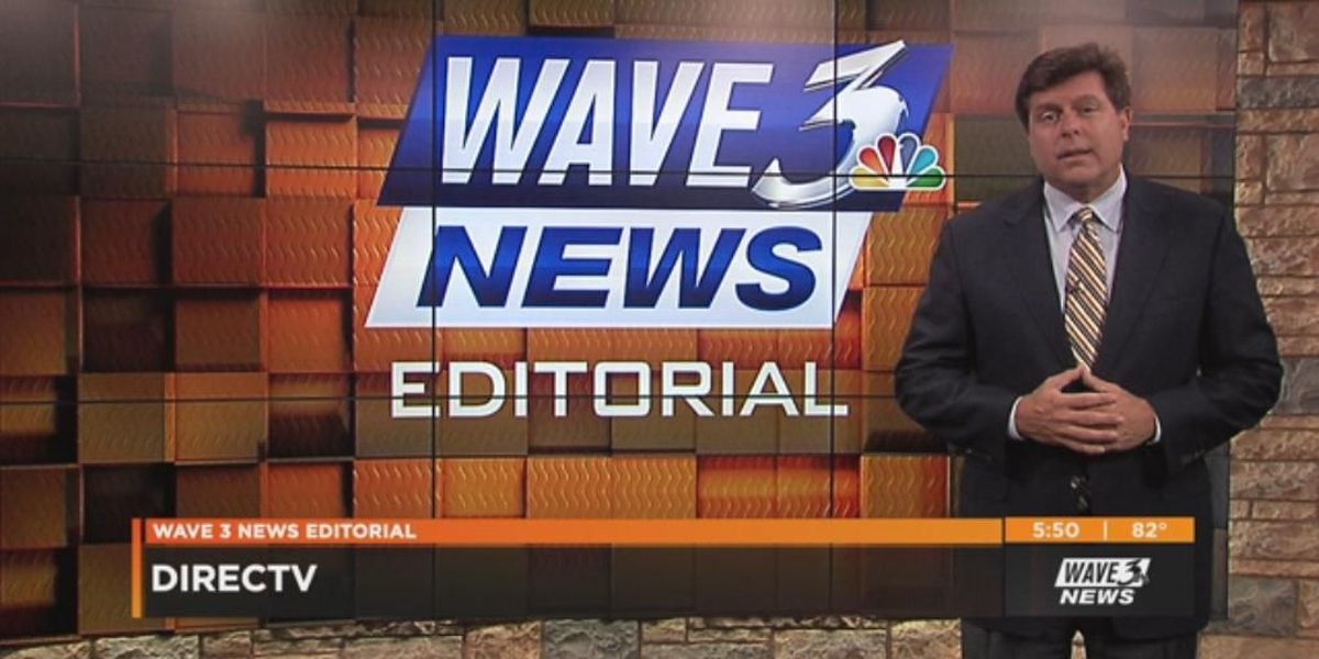 WAVE 3 News Editorial - August 31, 2017: DIRECTV Extension