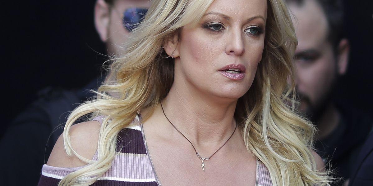 Judge tosses Stormy Daniels' defamation suit against Trump