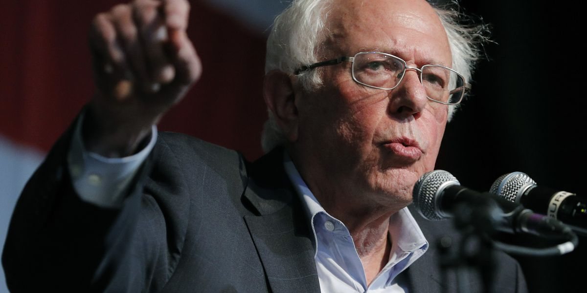 Bernie Sanders announces weekend stop in Louisville