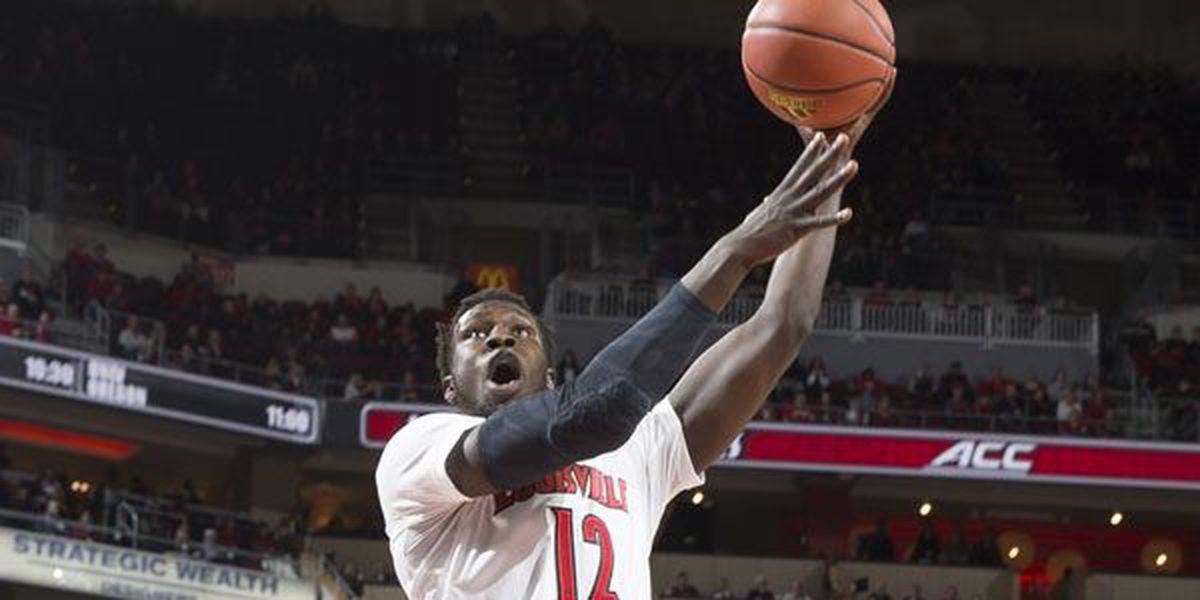 Louisville defeats Jacksonville State 78-63, advances to play Michigan