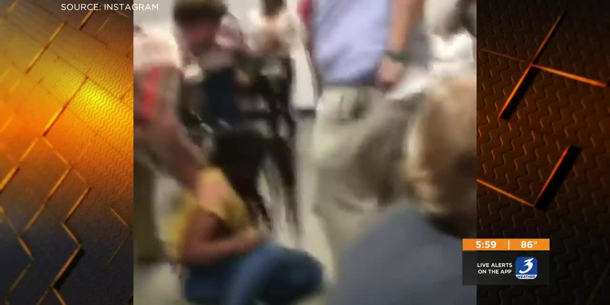 Teacher reassigned after Western High School student fight caught on video
