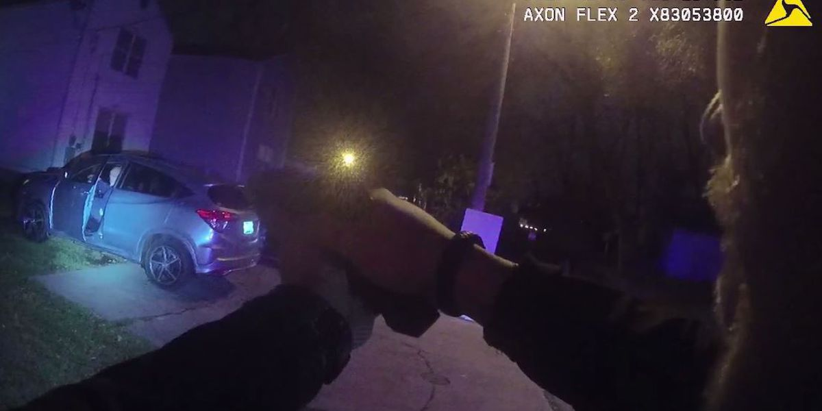 KSP releases body-camera video of LMPD officer-involved shooting