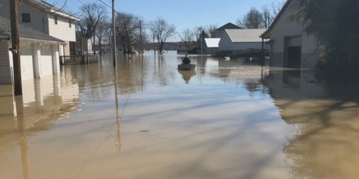 Following flooding, don't be a victim twice