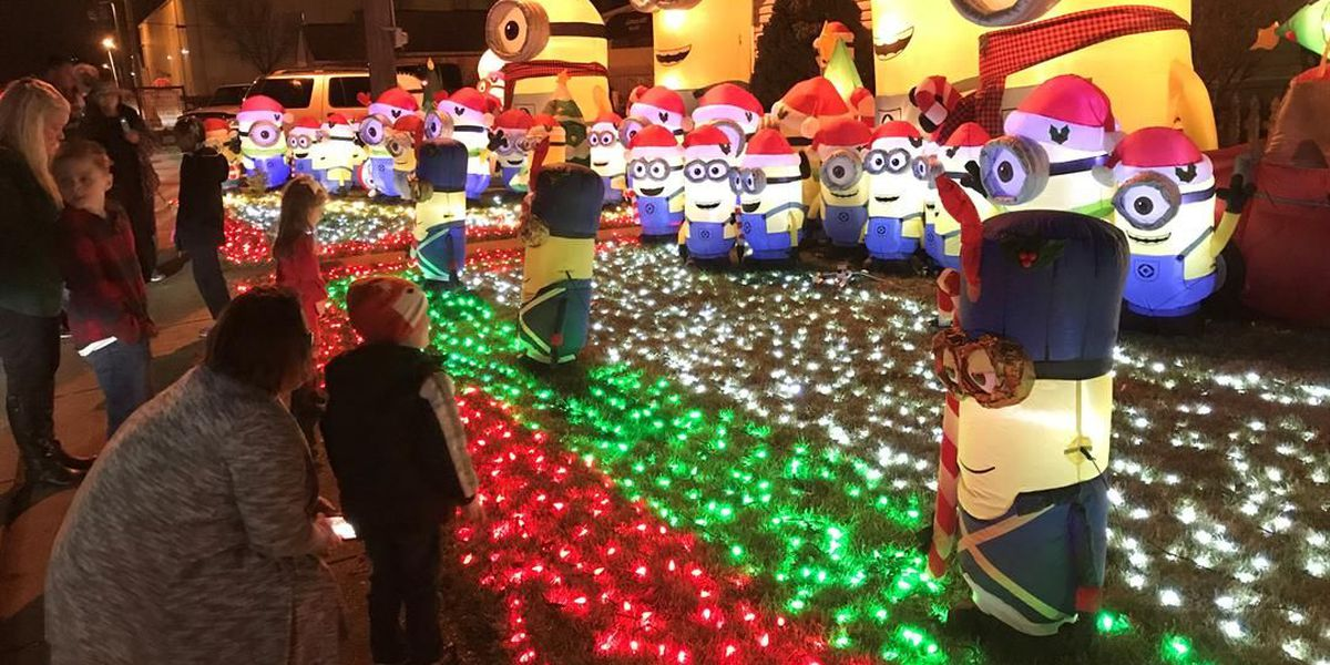 minions fill southern in lawn