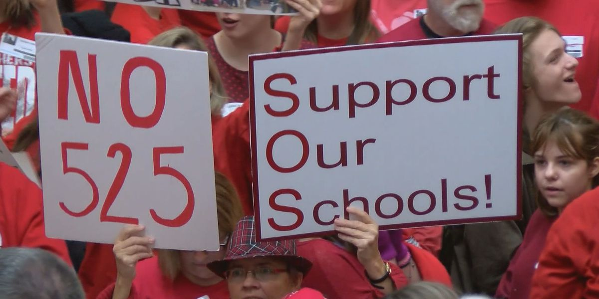 JCPS, other districts send list of sickout teachers to state officials