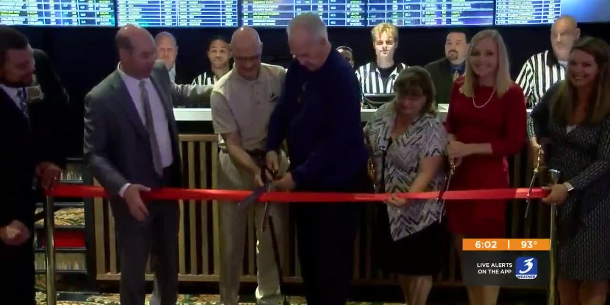 Sports betting now available in southern Indiana