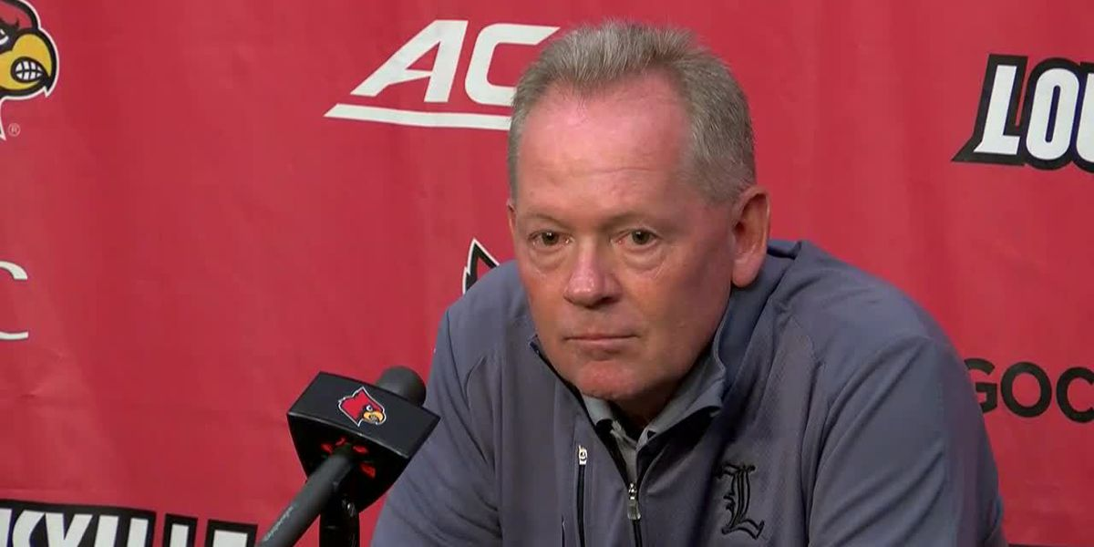 Petrino last of major players to leave old guard of UofL athletics