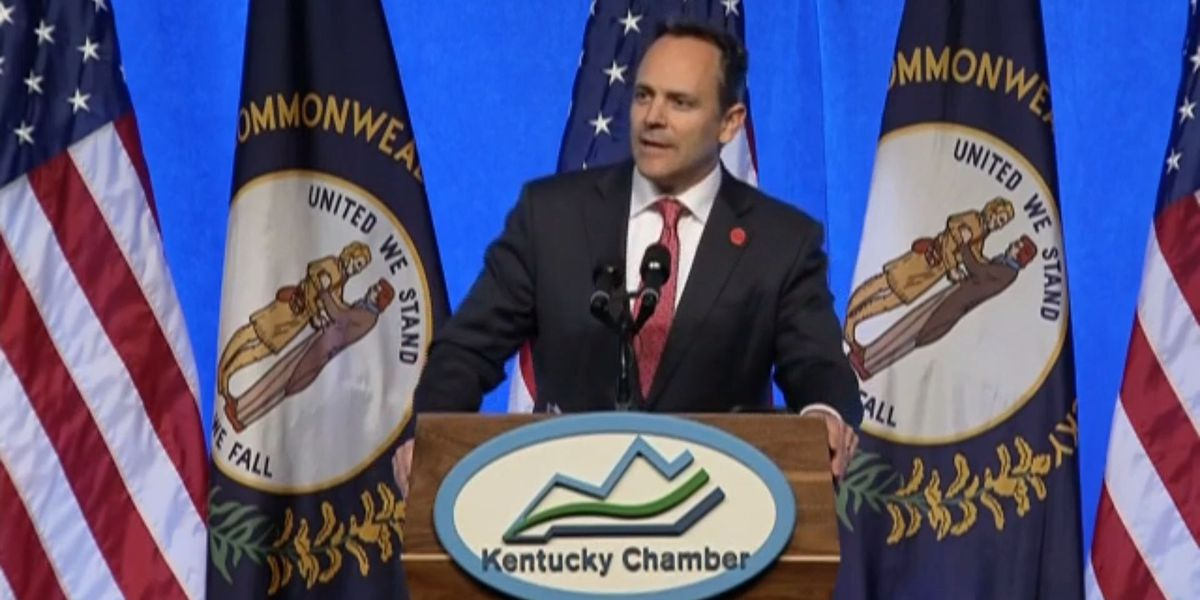 Bevin confirms he will seek re-election as Kentucky governor