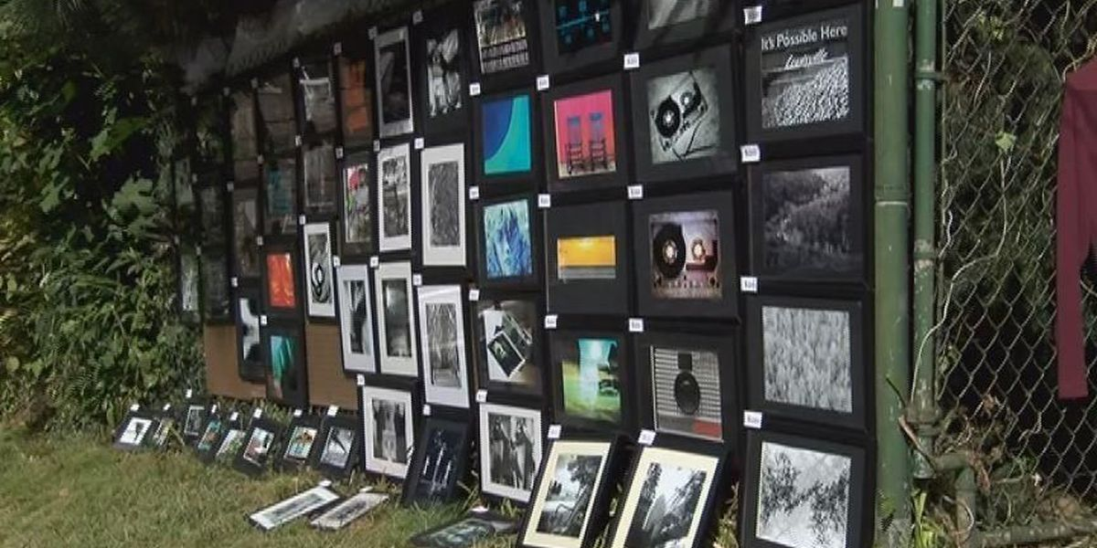 St. James Court Art Show takes over Old Louisville this weekend