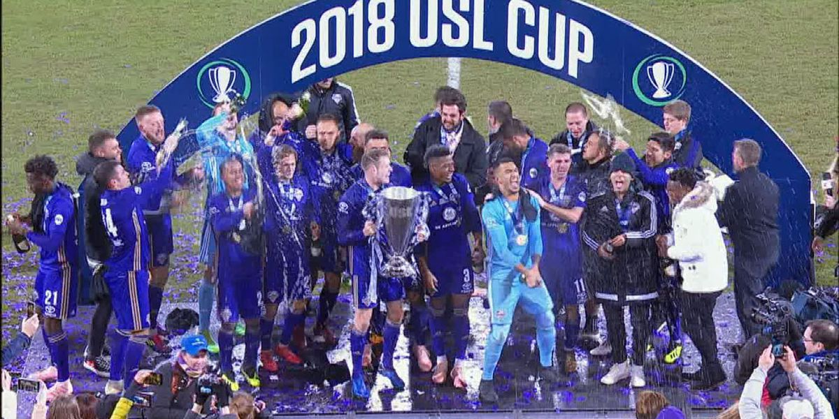 Talented and fortunate Lou City FC looks toward future