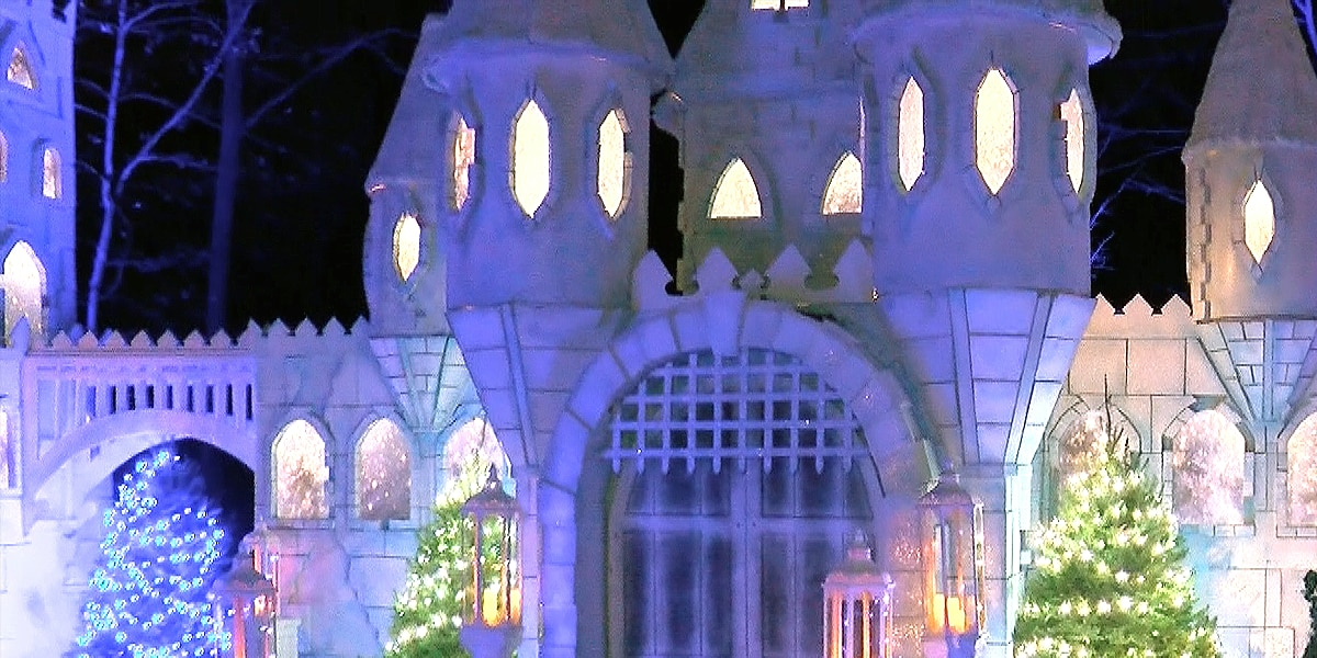 Winter Woods Spectacular at Iroquois Park promises a magical, drive-through experience