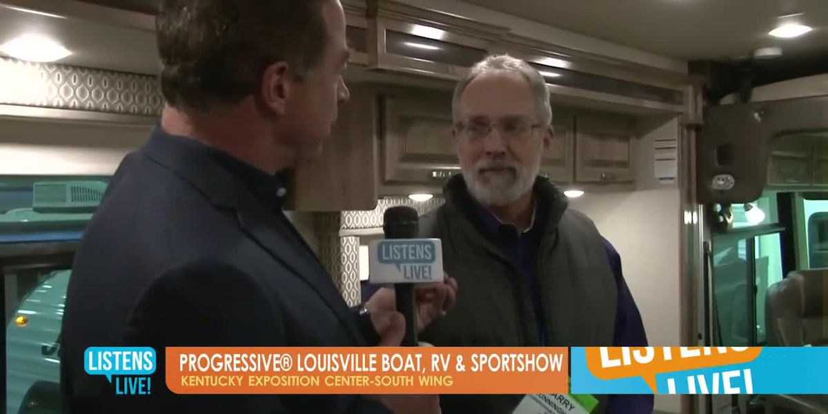 WAVE 3 Listens Live! Louisville Boat, RV, and Sportshow Part 2 Jan 23, 2020