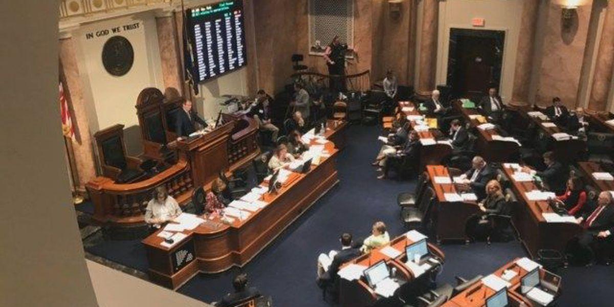 Lawmakers pass follow-up spending, tax bills