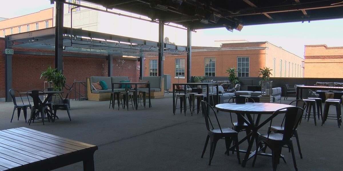 Louisville hotel reopens amid pandemic