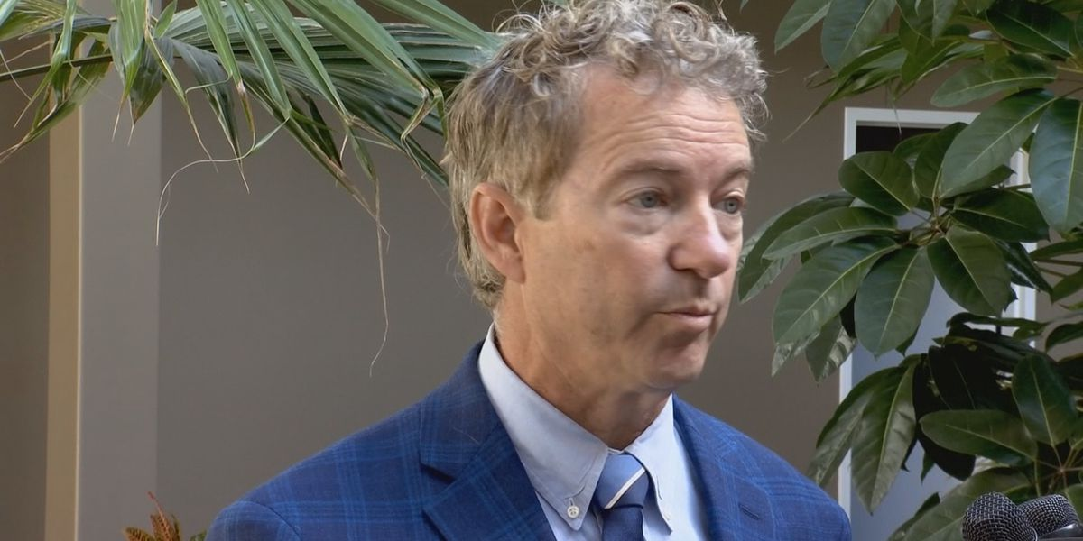 Sen. Paul: 'This is on the crown prince's shoulders'