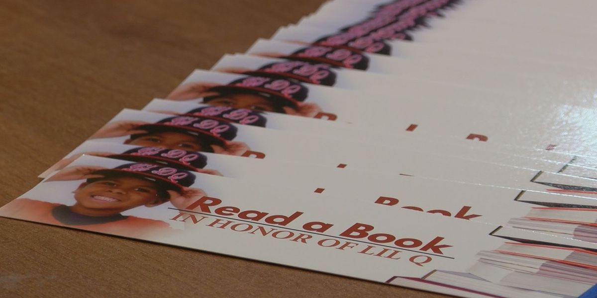 Master P to hand out bookmarks with Dequante Hobbs' picture in Florida