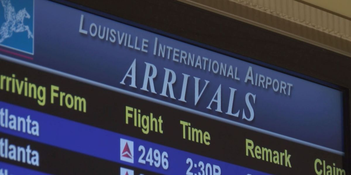 $11.2 million federal airport grant to improve Louisville International