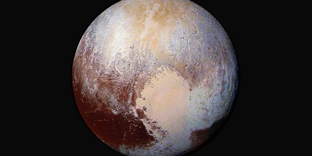 Pluto is a planet argues new research - and it always was