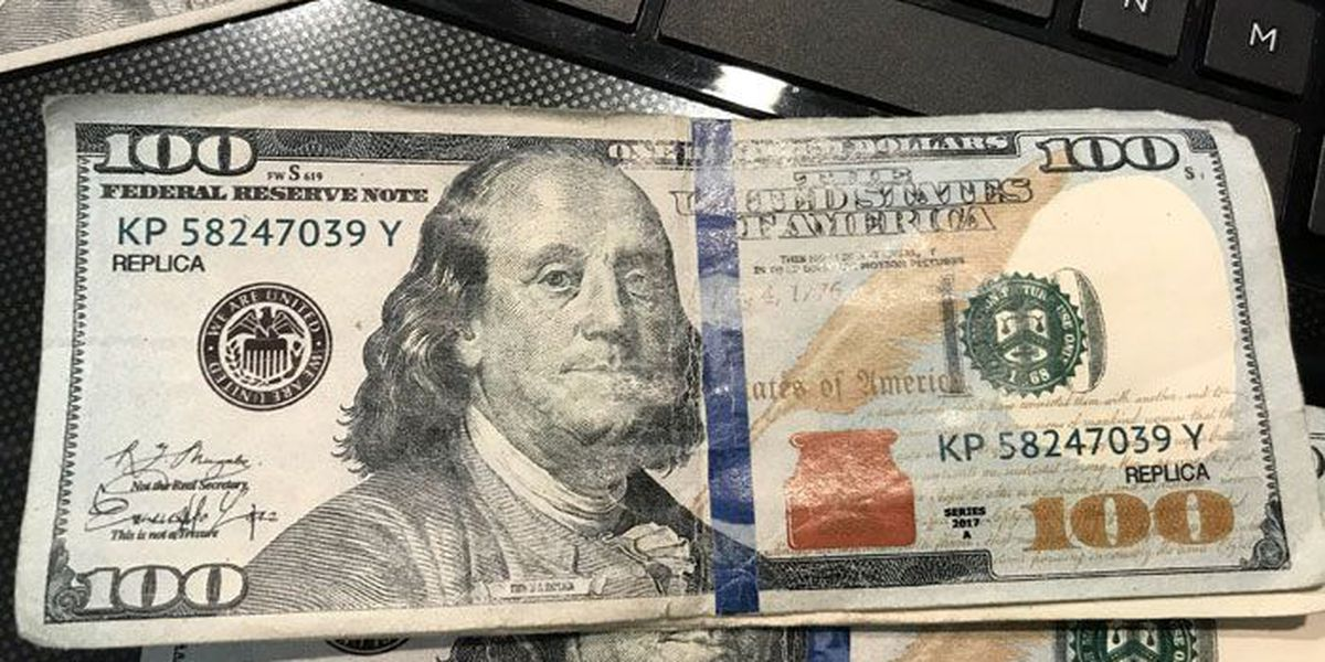 Can you tell the difference? Fake money spotted in WAVE Country