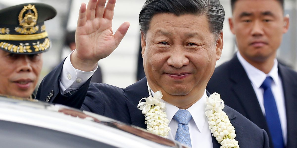 China's Xi visits Philippines to deepen ties with US ally