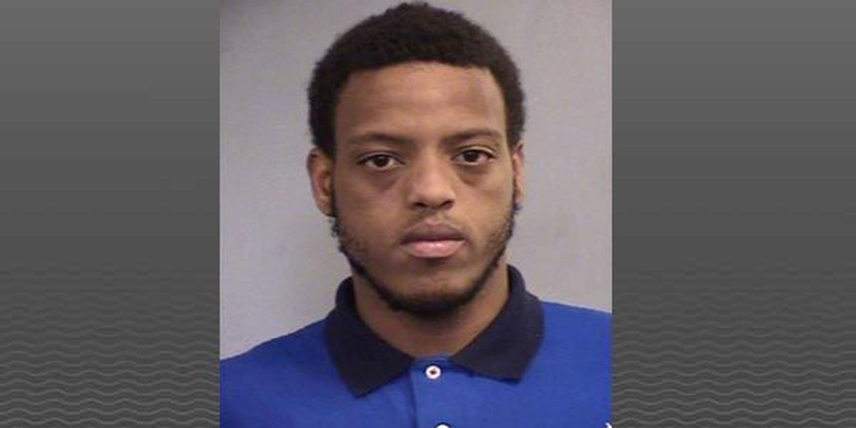 Arrest made in LMPD car theft